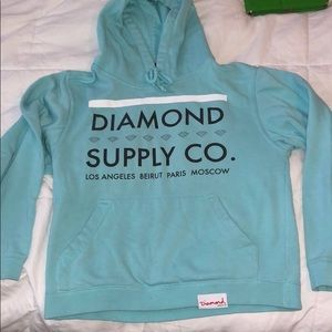 Diamond brand sweatshirt